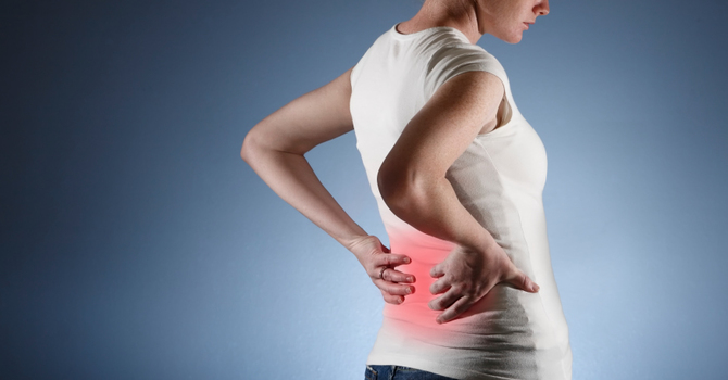 A Common Cause Of Back Pain image